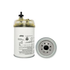 コップおよびベースとのDafのための燃料水分離器R90pアセンブリ