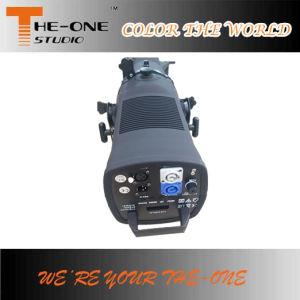 200W de alta calidad CRI > 90 de la luz de la etapa Perfil de LED Studio