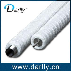 cartuccia di filtro da 70 '' serie del dlul con la fibra continua della ferita