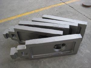 Matériau de coulage en sable Scw480 de la métallurgie