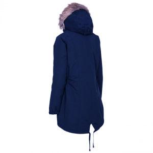 Jasje van de Laag van de Winter van vrouwen het Openlucht Lange Lange Slanke Met een kap