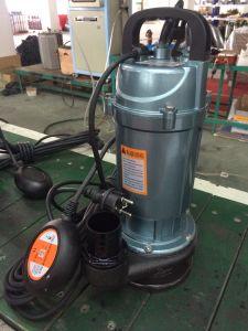 Qdx10-30-1.8f сад ферма электрический погружение водяные насосы, 2.5HP (алюминиевый корпус)