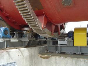 Pengfa는 시멘트 플랜트의 회전하는 킬른을%s 둘레 기어를 공급한다