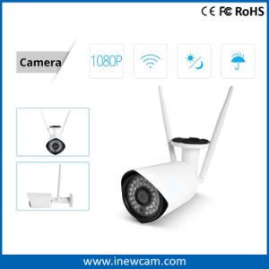 4CH 2MPの無線防水ホームビデオの保安用カメラシステム