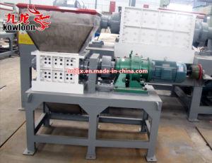 時間の作業容量の小型シュレッダー機械1台あたりの1ton