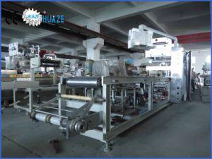 La saucisse Beaf automatique des aliments pour animaux Aliments secs médecine cosmétiques Machine d'emballage sous vide