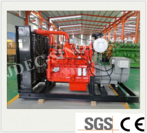 Goedgekeurd Ce en ISO van de Generator van het biogas van de Reeks (600kw)