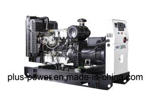 30kVA 50kVA 100kVA 150kVA Lovolのディーゼル発電機セットの開いたタイプ