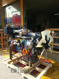 كوماتسو حفارة PC300-7 / SAA6d114 محرك ASS'Y