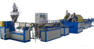 O trançado de fibra de PVC maleável máquinas da mangueira