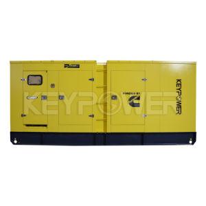 Super groupe électrogène diesel silencieux 450kVA avec bonne qualité de l'alternateur