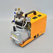 alta pressione elettrica di Pcp della pompa del compressore d'aria di 220V 30MPa 4500psi 2.5HP