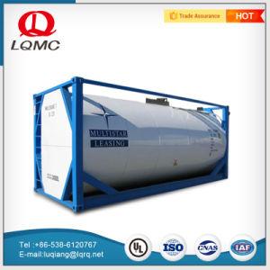 Cscの20FT/40FTのセメントの粉ISOタンク容器