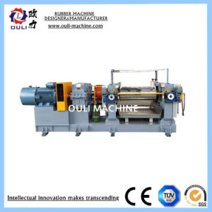 На заводе прямых OEM силиконового каучука заслонки смешения воздушных потоков мельница для пластиковой продукции