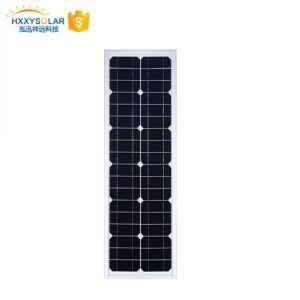1つの太陽LEDの街灯の高い発電太陽LEDの街灯20Wの2018熱い製品すべて