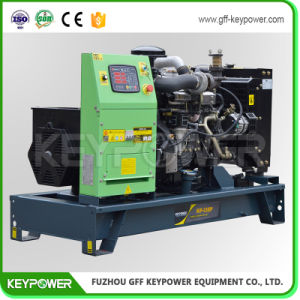Open Type Portable 50kVA POWER Diesel Generator