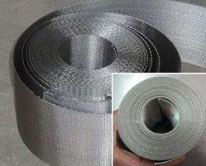 Acier inoxydable Wire Mesh Belt écran de filtre