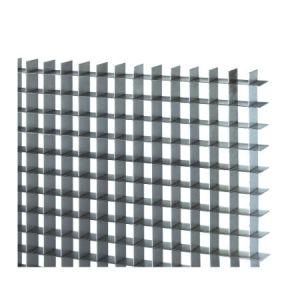 De Kern van het Krat van het Ei van het aluminium 90 Graad