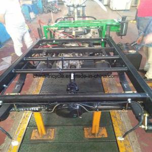 ハイブリッド貨物三輪車水冷却の110cc 3車輪のオートバイ