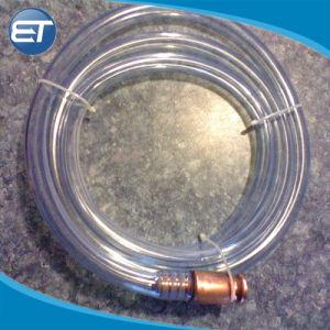 Mangueira do Nível clara em PVC maleável / Tubo flexível de PVC transparente