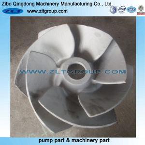 Acier inoxydable/Moulage d'investissement en titane de produits chimiques/pétrole/gaz/papier Goulds ANSI Goulds Rotor de pompe centrifuge
