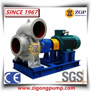China-horizontaler Edelstahl-chemischer Mischfluss-zentrifugale Prozesspumpe