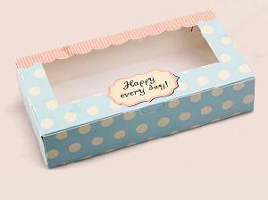 競争価格の多彩なペーパークッキーボックス