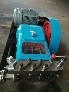 고압 Pump, High Pressure Piston Pump, Triplex Piston Pump (3P35)