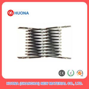 高温抵抗の物質的な自動車部品の抵抗器のばねのNi60cr15ニッケル合金