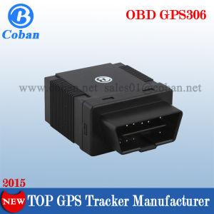 Bolzen u. Play OBD II GPS GPRS G/M Car Tracker Coban GPS306 für SMS Tracking auf Mobiltelefon mit einem Googlemap Link