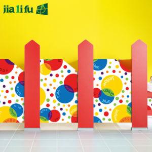 Jialifuの環境に優しい幼稚園の化粧室の洗面所の区分