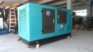 Guangzhou-Generator für leisen elektrischer Strom-Diesel-Generator des Verkaufspreis-50kw 60kVA