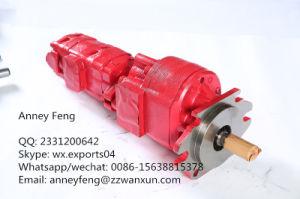 OEM 기어 펌프 Factory~ Kawasaki 로더 기어 펌프 44083-60160
