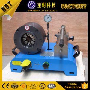 小さい手動油圧ホースの圧着工具の便利な油圧ホースのひだ付け装置