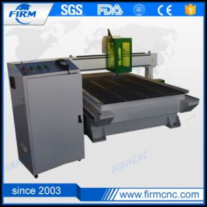 Macchina per incidere di legno di CNC del PVC del MDF del portello di legno