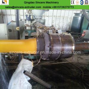 泡立つHDPEによって前絶縁される絶縁体の管機械を作る