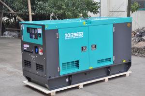 prezzo diesel silenzioso raffreddato ad acqua del generatore 20kw con Cummins Engine