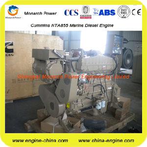 GearboxのCummins Marine Diesel Engine