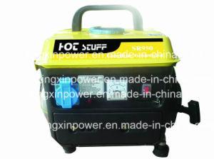 2 Stroke 0,65 KW generador de gasolina (SR950)