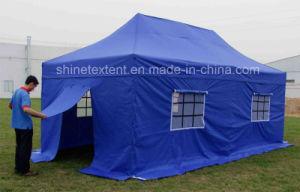 Tenda militare di rilievo della tela di canapa della tenda di a buon mercato 3X6m Oxforf