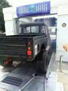 Sistema de Lavagem Automática para Riade Carwash Business