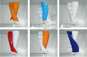 300W de verticale Generator Maglev van de Turbine van de Wind van de As Gevormde Spiraal