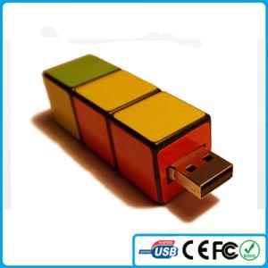 中国USB Factory Customized Funny USB RubikのCube USB Stick 16GB