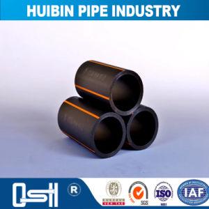 HDPE Gas Blastic Rohr für kalte Bereiche mit T-Stück