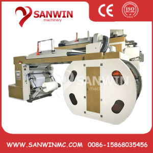 2 색깔 LDPE/HDPE/BOPP/필름 부대 Flexographic 인쇄 기계