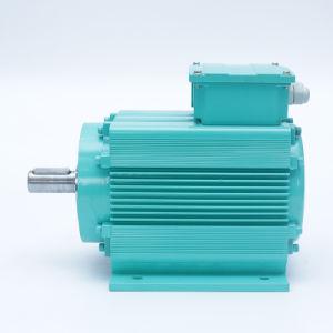 Tourbillon de la pompe haute pression avec moteur à aimant permanent