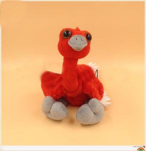 Giocattolo su ordinazione della peluche dello struzzo del giocattolo della peluche dell'uccello