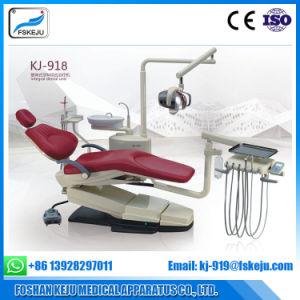 Stoel van de Eenheid van de hoogste Kwaliteit de Medische Elektrische Opgezette Tand