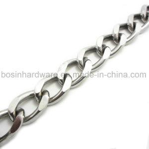 Venta al por mayor acero inoxidable cadena collar de la cadena