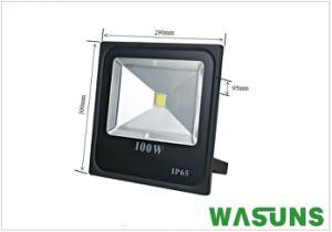 Alta potencia 100W COB Proyectores LED de exterior